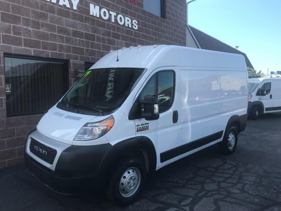 Used 2019 Ram ProMaster Cargo Van in Bridgeport, Connecticut | Airway Motors. Bridgeport, Connecticut