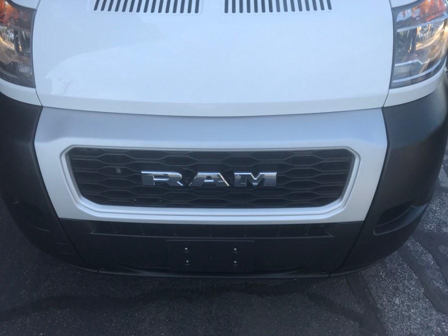 "Used Ram ProMaster Cargo Van 1500 High Roof 136"" WB 2019 | Airway Motors. Bridgeport, Connecticut"