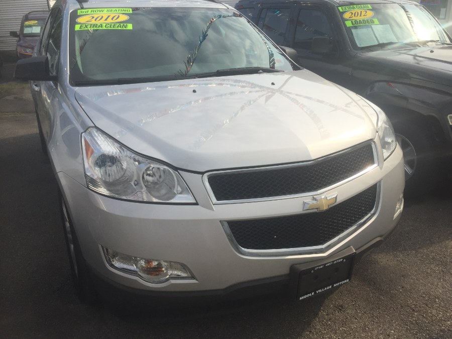 2010 Chevrolet Traverse AWD 4dr LS, available for sale in Middle Village, New York | Middle Village Motors . Middle Village, New York