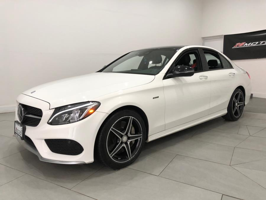 2016 Mercedes-Benz C-Class ///AMG 4dr Sdn C 450 AMG 4MATIC, available for sale in Bronx, New York | 26 Motors Corp. Bronx, New York