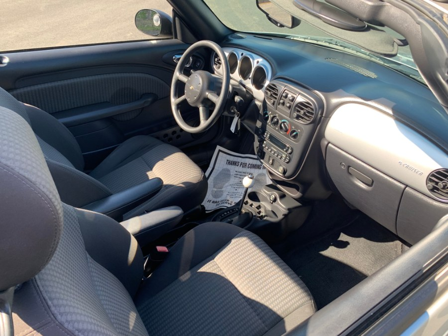 2005 Chrysler PT Cruiser 2dr Convertible Touring, available for sale in Suffield, Connecticut | Suffield Auto Sales. Suffield, Connecticut