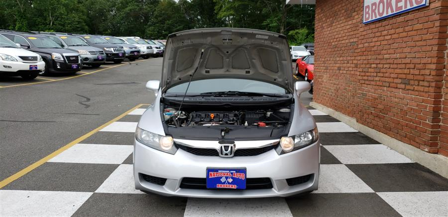 2010 Honda Civic Sdn 4dr Auto LX-S, available for sale in Waterbury, Connecticut | National Auto Brokers, Inc.. Waterbury, Connecticut