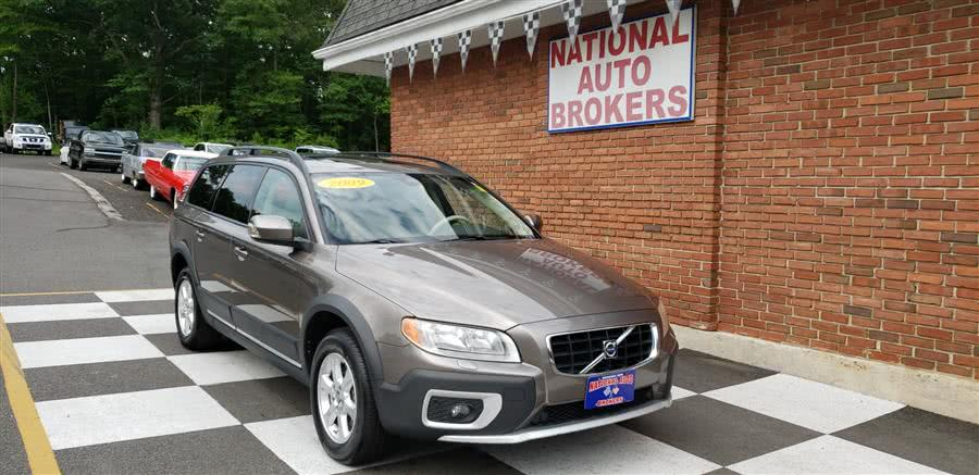 Used 2009 Volvo XC70 in Waterbury, Connecticut | National Auto Brokers, Inc.. Waterbury, Connecticut