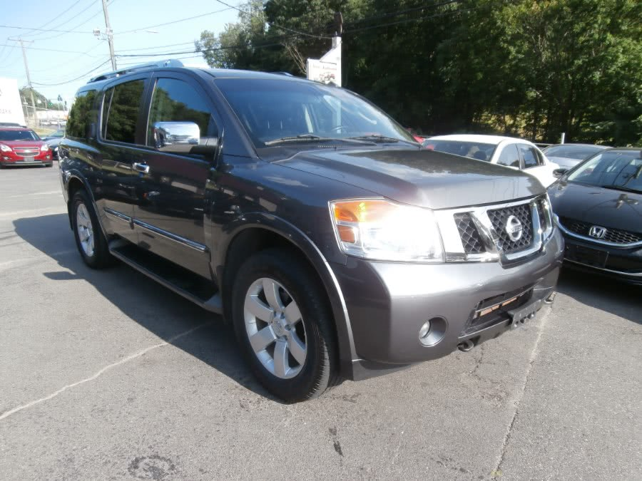 Used 2010 Nissan Armada in Waterbury, Connecticut | Jim Juliani Motors. Waterbury, Connecticut