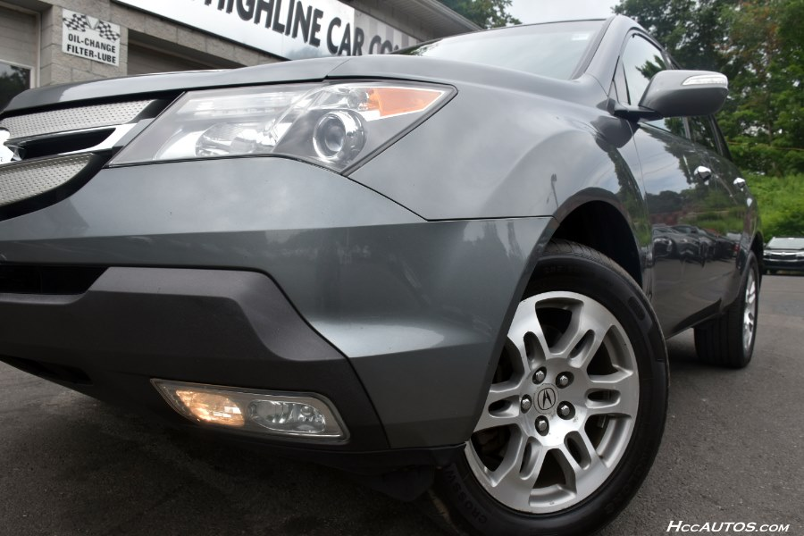 2008 Acura MDX 4WD 4dr Tech/Pwr Tail Gate, available for sale in Waterbury, Connecticut | Highline Car Connection. Waterbury, Connecticut