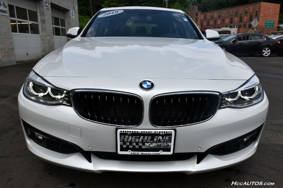 2016 BMW 3 Series Gran Turismo 5dr 328i xDrive Gran Turismo AWD SULEV, available for sale in Waterbury, Connecticut | Highline Car Connection. Waterbury, Connecticut