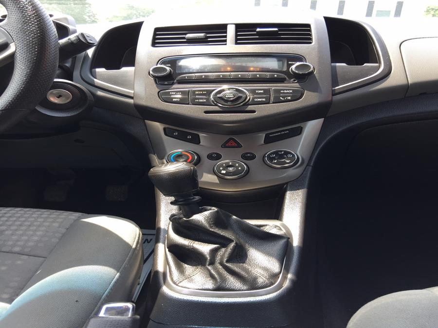 2012 Chevrolet Sonic 5dr HB LS 1LS, available for sale in Stratford, Connecticut | Mike's Motors LLC. Stratford, Connecticut