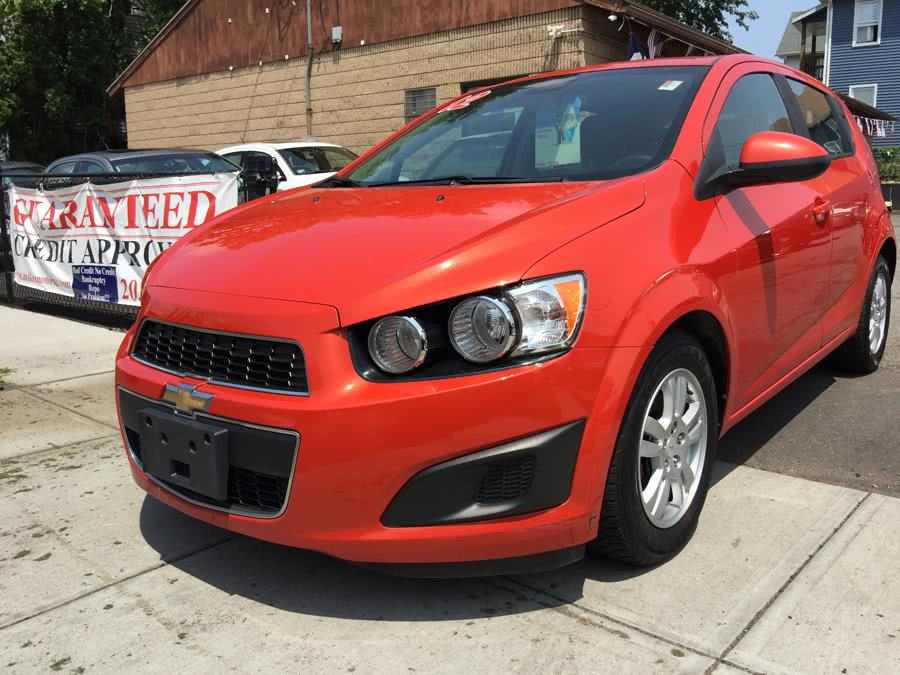 Used 2012 Chevrolet Sonic in Stratford, Connecticut | Mike's Motors LLC. Stratford, Connecticut