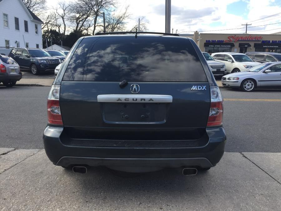 2006 Acura MDX 4dr SUV AT Touring RES w/Navi, available for sale in Franklin Square, New York | Signature Auto Sales. Franklin Square, New York
