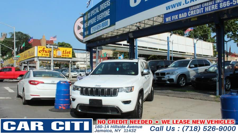 2018 Jeep Grand Cherokee Limited 4x4, available for sale in Jamaica, New York | Car Citi. Jamaica, New York