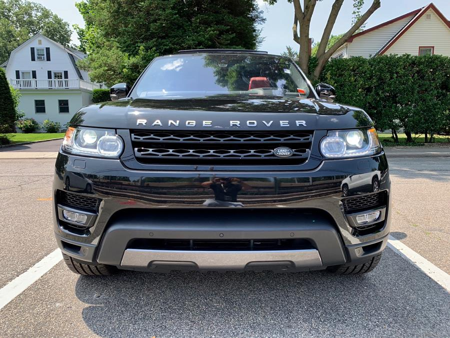 2016 Land Rover Range Rover Sport 4WD 4dr V8 Dynamic, available for sale in Franklin Square, New York | Luxury Motor Club. Franklin Square, New York
