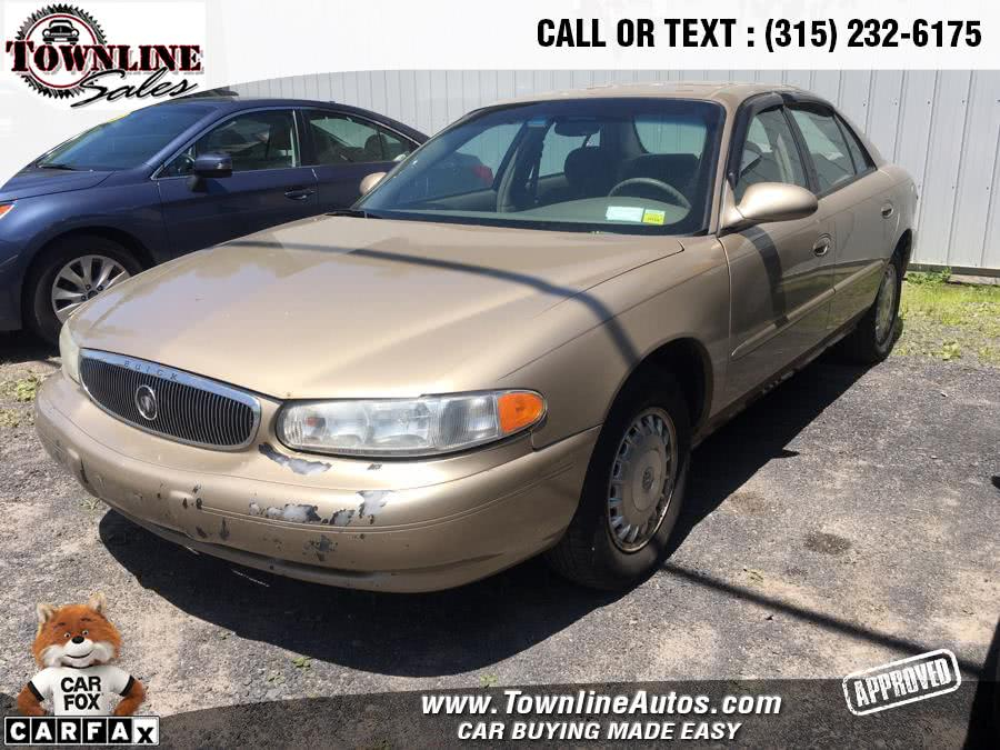 2005 Buick Century 4dr Sdn Custom, available for sale in Wolcott, New York | Townline Sales LLC. Wolcott, New York
