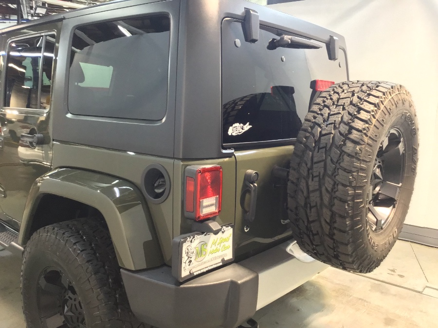 Used Jeep Wrangler Unlimited 4WD 4dr Sahara 2015 | M Sport Motor Car. Hillside, New Jersey