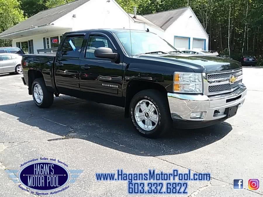 Used 2012 Chevrolet Silverado 1500 in Rochester, New Hampshire | Hagan's Motor Pool. Rochester, New Hampshire