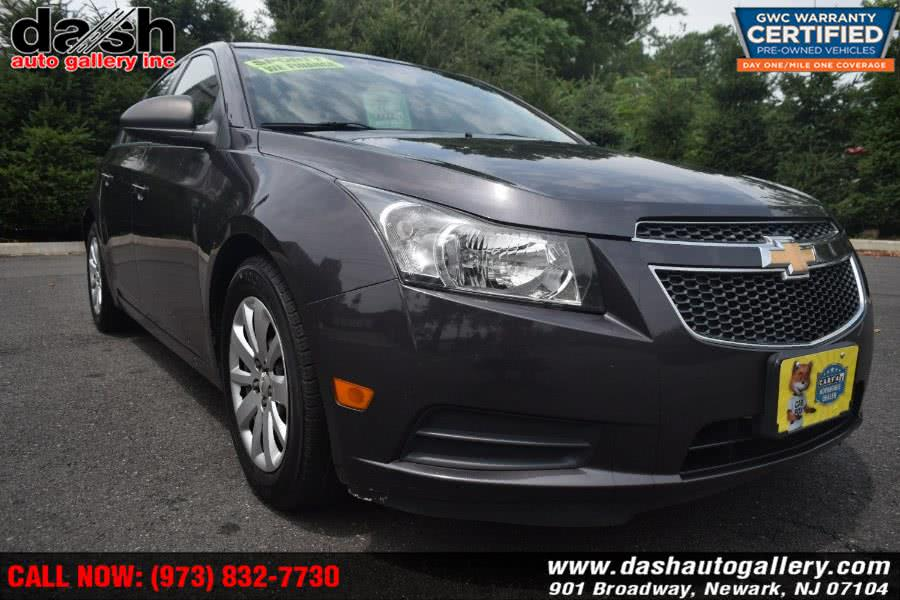 2011 Chevrolet Cruze 4dr Sdn LS, available for sale in Newark, New Jersey | Dash Auto Gallery Inc.. Newark, New Jersey