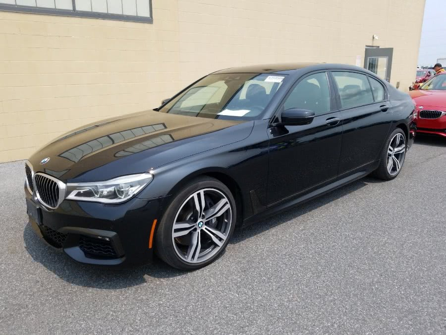 2016 BMW 7 Series 4dr Sdn 750i xDrive AWD, available for sale in Brooklyn, New York   E Cars . Brooklyn, New York