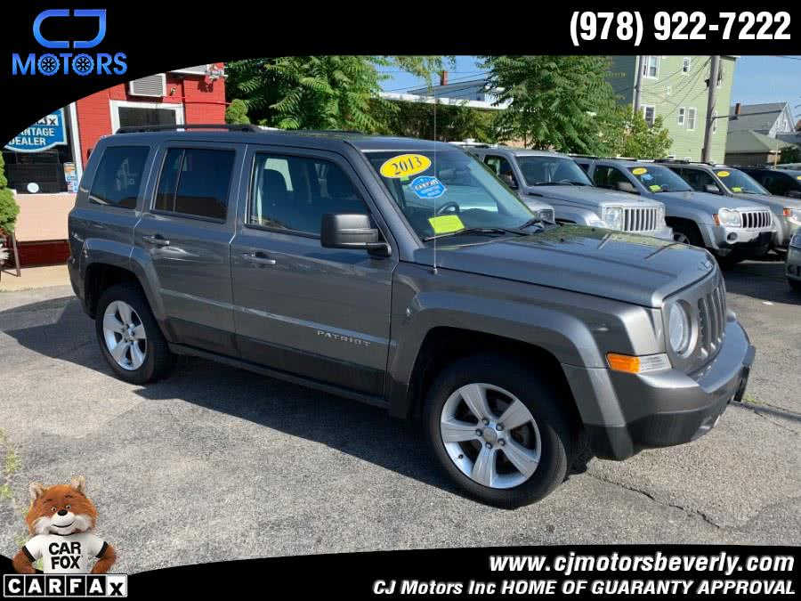 Used 2013 Jeep Patriot in Beverly, Massachusetts | CJ Motors Inc. Beverly, Massachusetts
