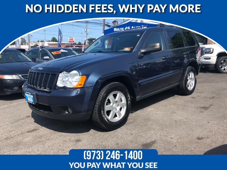 Used 2009 Jeep Grand Cherokee in Lodi, New Jersey | Route 46 Auto Sales Inc. Lodi, New Jersey