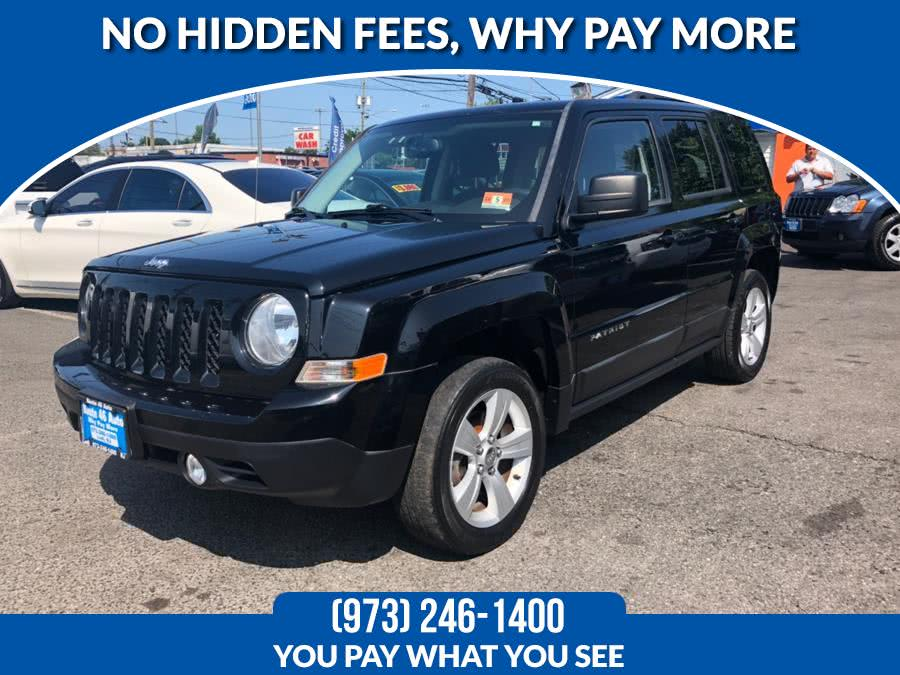 Used 2013 Jeep Patriot in Lodi, New Jersey | Route 46 Auto Sales Inc. Lodi, New Jersey