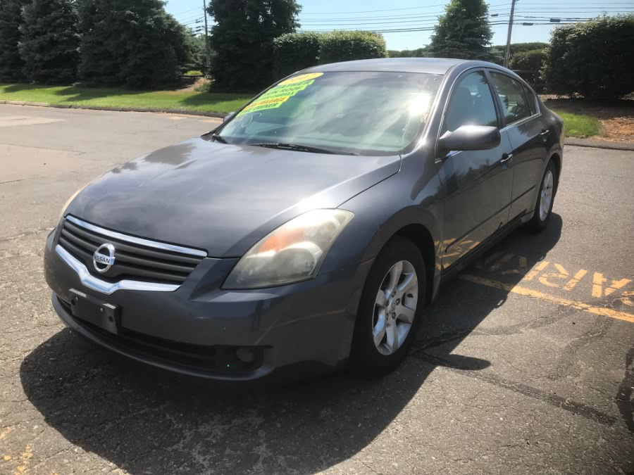 2007 Nissan Altima 4dr Sdn I4 CVT 2.5 SL, available for sale in East Windsor, Connecticut | A1 Auto Sale LLC. East Windsor, Connecticut