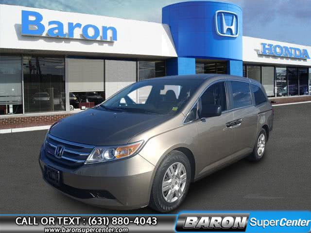 Used 2013 Honda Odyssey in Patchogue, New York | Baron Supercenter. Patchogue, New York