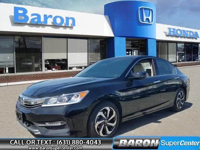 Used 2016 Honda Accord Sedan in Patchogue, New York | Baron Supercenter. Patchogue, New York