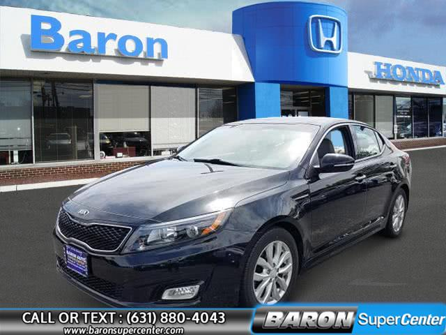 Used 2015 Kia Optima in Patchogue, New York | Baron Supercenter. Patchogue, New York