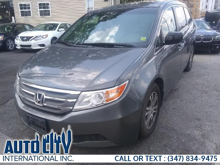 Used 2012 Honda Odyssey in Brooklyn, New York | Auto City Int Inc. Brooklyn, New York
