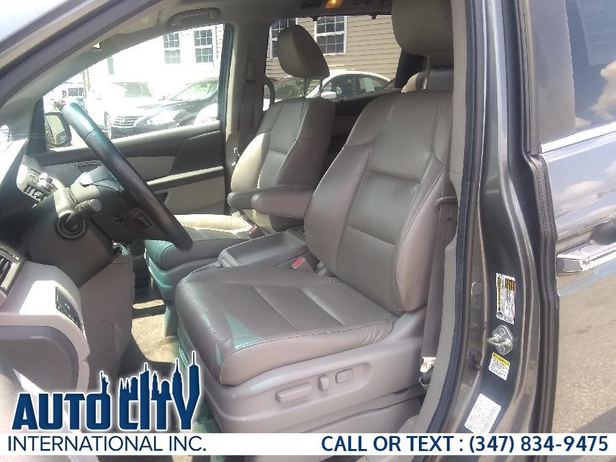 2012 Honda Odyssey 5dr EX-L, available for sale in Brooklyn, New York   Auto City Int Inc. Brooklyn, New York