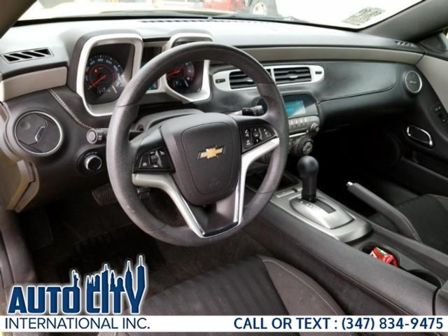 2014 Chevrolet Camaro 2dr Cpe LS w/2LS, available for sale in Brooklyn, New York | Auto City Int Inc. Brooklyn, New York