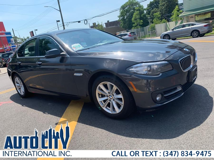 2015 BMW 5 Series 4dr Sdn 528i xDrive AWD, available for sale in Brooklyn, New York | Auto City Int Inc. Brooklyn, New York