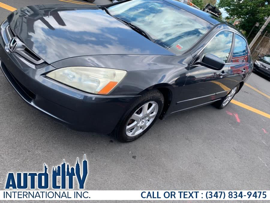Used 2005 Honda Accord Sdn in Brooklyn, New York | Auto City Int Inc. Brooklyn, New York