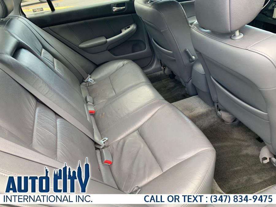 2005 Honda Accord Sdn EX-L V6 AT, available for sale in Brooklyn, New York | Auto City Int Inc. Brooklyn, New York