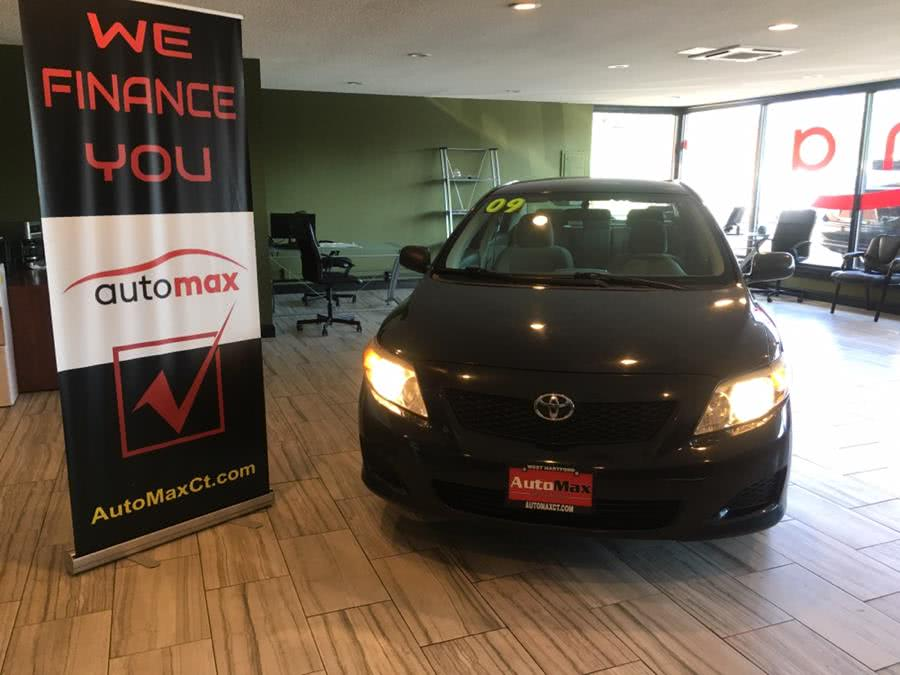 Used 2009 Toyota Corolla in West Hartford, Connecticut | AutoMax. West Hartford, Connecticut