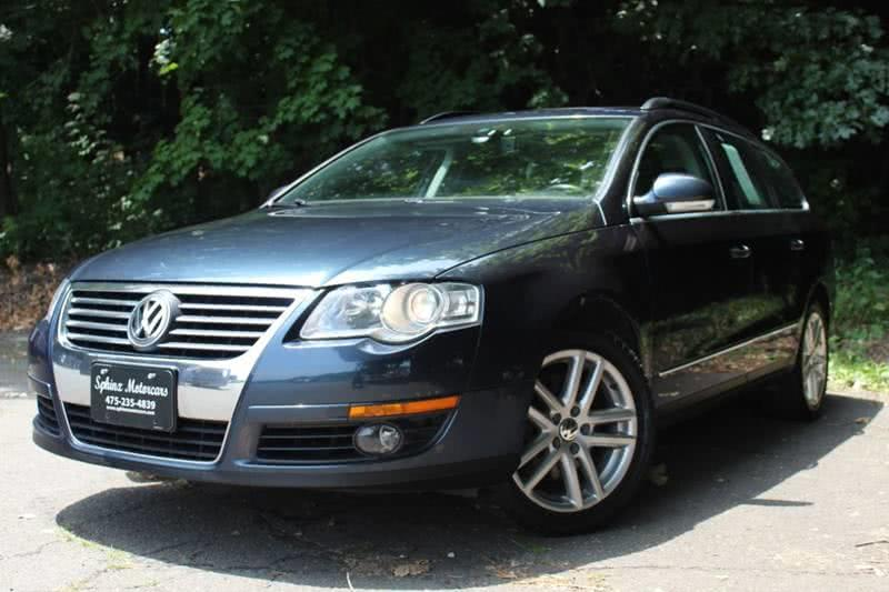 2008 Volkswagen Passat Lux 4dr Wagon 6A, available for sale in Waterbury, Connecticut | Sphinx Motorcars. Waterbury, Connecticut