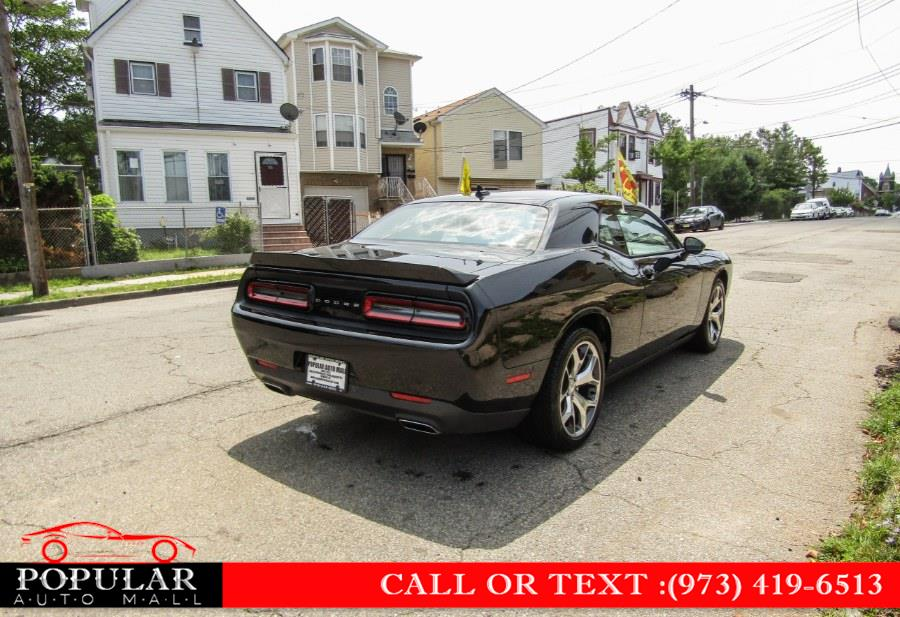 Used Dodge Challenger 2dr Cpe SXT Plus 2015 | Popular Auto Mall Inc . Newark , New Jersey