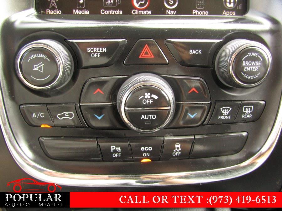 Used Dodge Durango AWD 4dr Citadel 2014 | Popular Auto Mall Inc . Newark , New Jersey