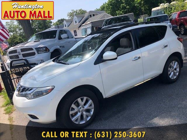 2011 Nissan Murano AWD 4dr SL, available for sale in Huntington Station, New York | Huntington Auto Mall. Huntington Station, New York