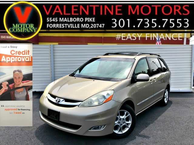 Used 2006 Toyota Sienna in Forestville, Maryland | Valentine Motor Company. Forestville, Maryland