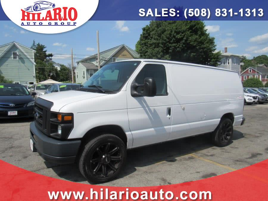 Used 2012 Ford Econoline Cargo Van in Worcester, Massachusetts | Hilario's Auto Sales Inc.. Worcester, Massachusetts