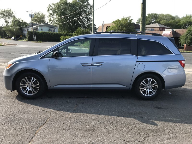 2012 Honda Odyssey 5dr EX-L, available for sale in West Springfield, Massachusetts | Union Street Auto Sales. West Springfield, Massachusetts