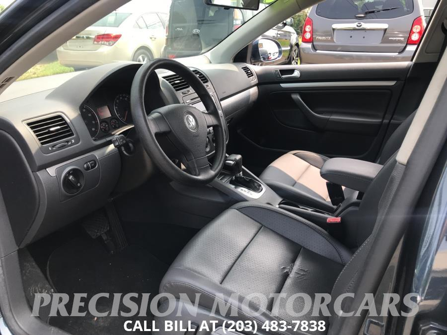 2007 Volkswagen Jetta Sedan 4dr Auto 2.5 PZEV, available for sale in Branford, Connecticut | Precision Motor Cars LLC. Branford, Connecticut