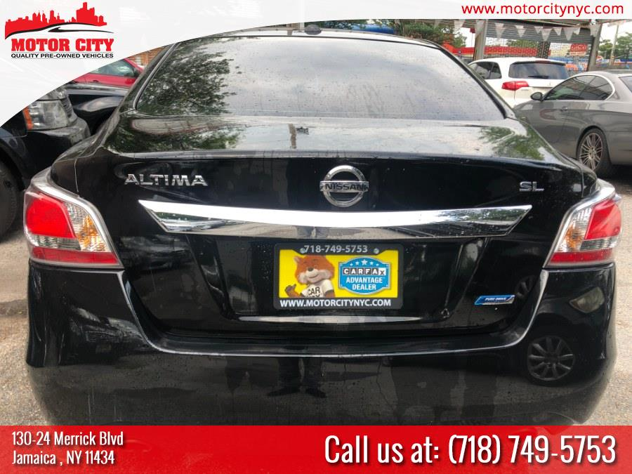 2014 Nissan Altima 4dr Sdn I4 2.5 SL, available for sale in Jamaica, New York | Motor City. Jamaica, New York