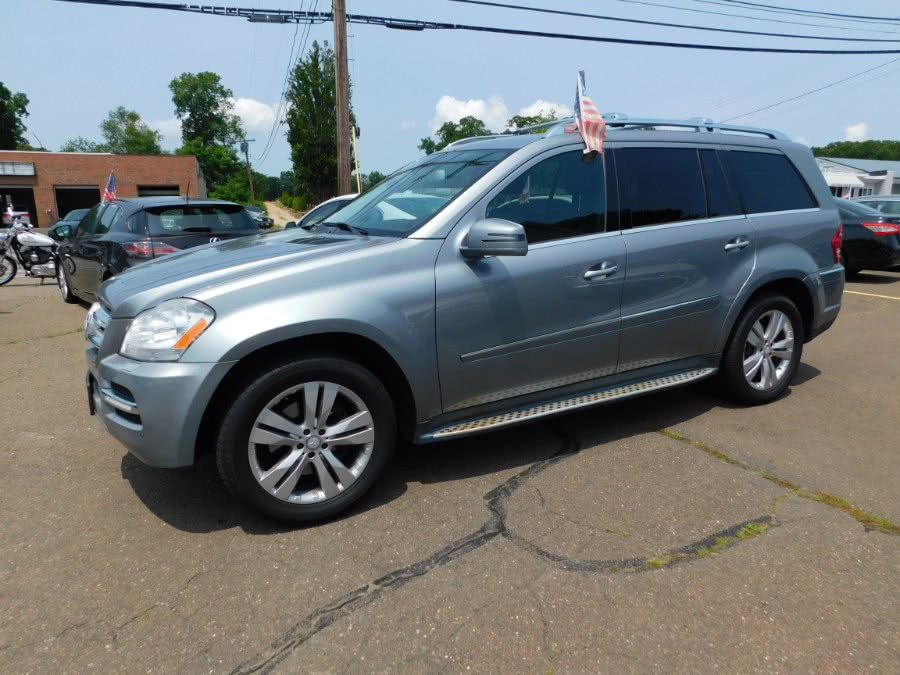 Used Mercedes-Benz GL-Class 4MATIC 4dr GL450 2011 | M&M Motors International. Clinton, Connecticut