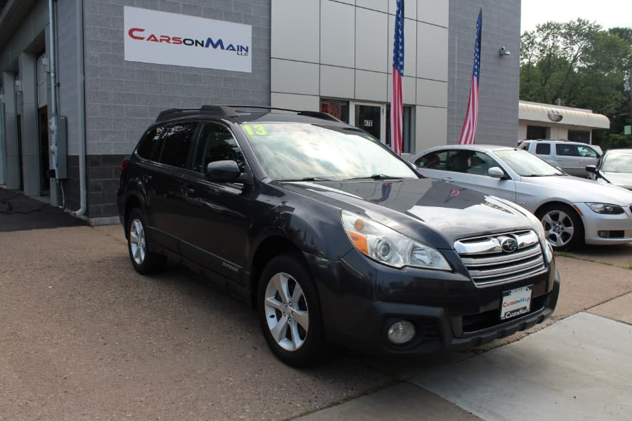 Used 2013 Subaru Outback in Manchester, Connecticut | Carsonmain LLC. Manchester, Connecticut