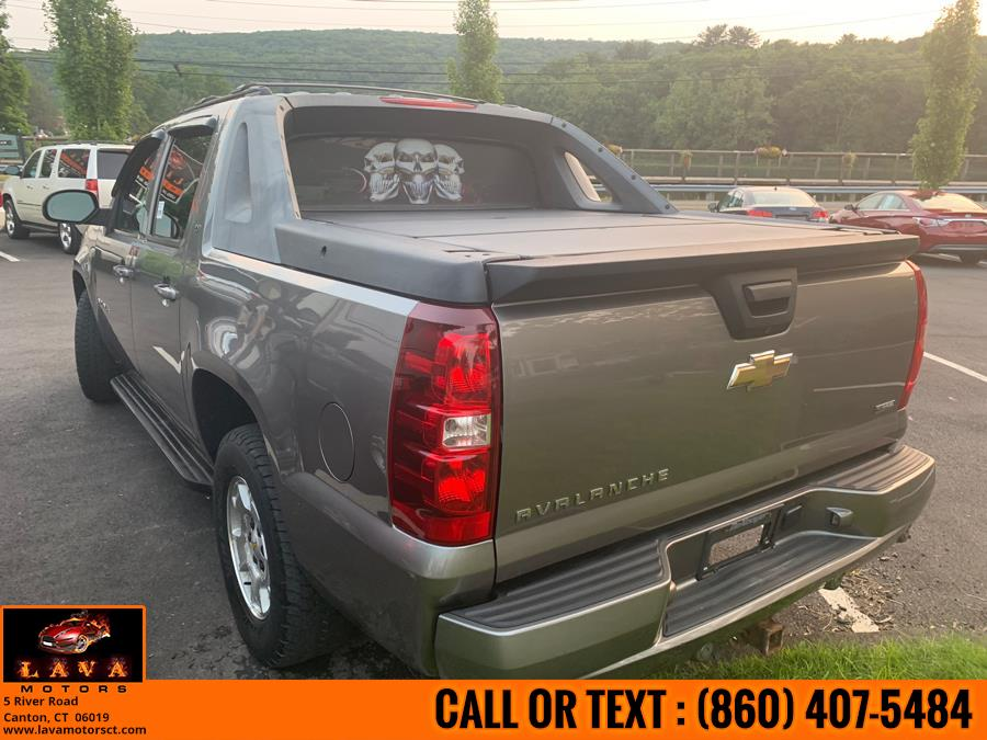 2009 Chevrolet Avalanche 4WD Crew Cab 130