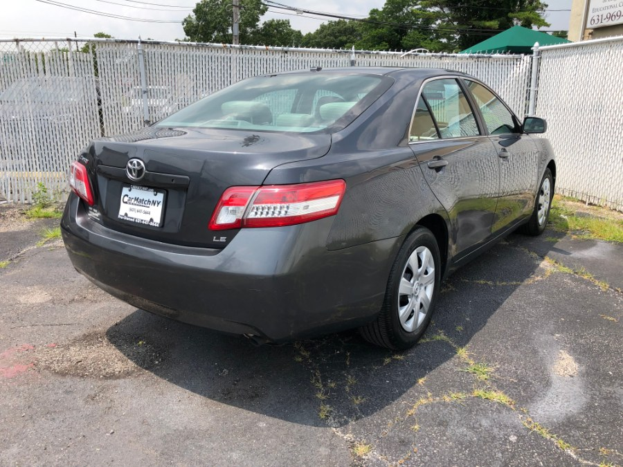 2010 Toyota Camry 4dr Sdn I4 Auto LE (Natl), available for sale in Bayshore, New York | Carmatch NY. Bayshore, New York