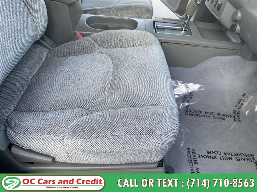 2010 Nissan Frontier CREW CAB SE, available for sale in Garden Grove, California   OC Cars and Credit. Garden Grove, California