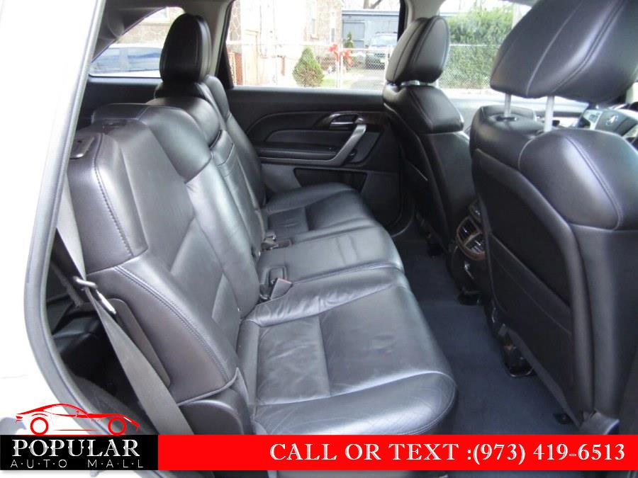 Used Acura MDX AWD 4dr Technology Pkg 2010 | Popular Auto Mall Inc . Newark , New Jersey