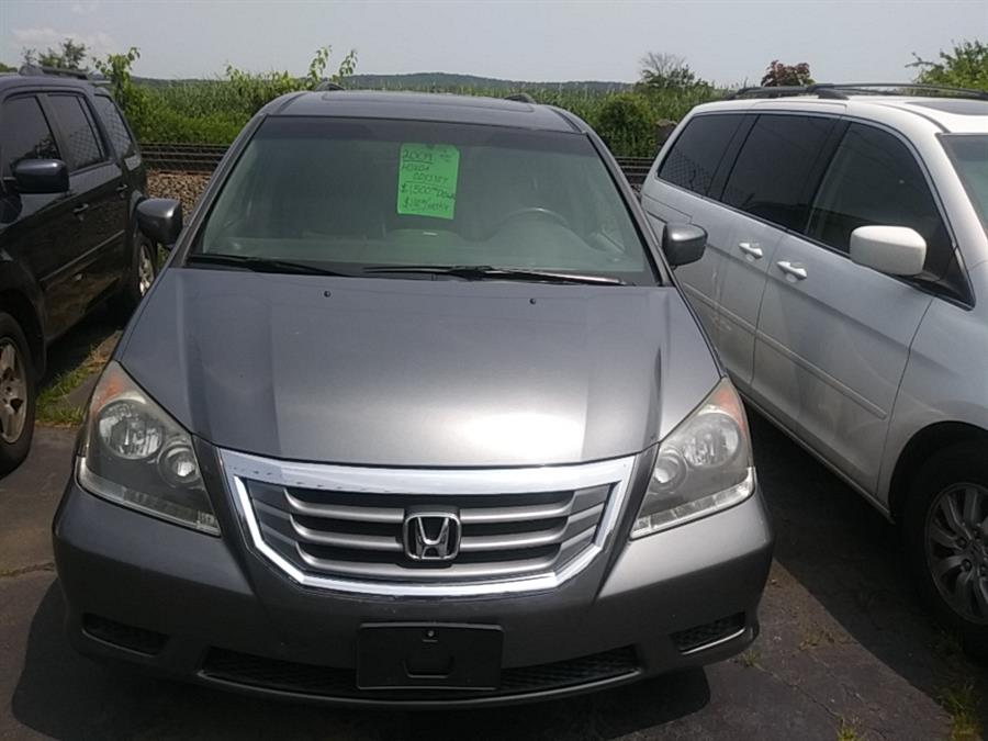 2009 Honda Odyssey 5dr EX-L w/RES, available for sale in Hamden, Connecticut   5M Motor Corp. Hamden, Connecticut